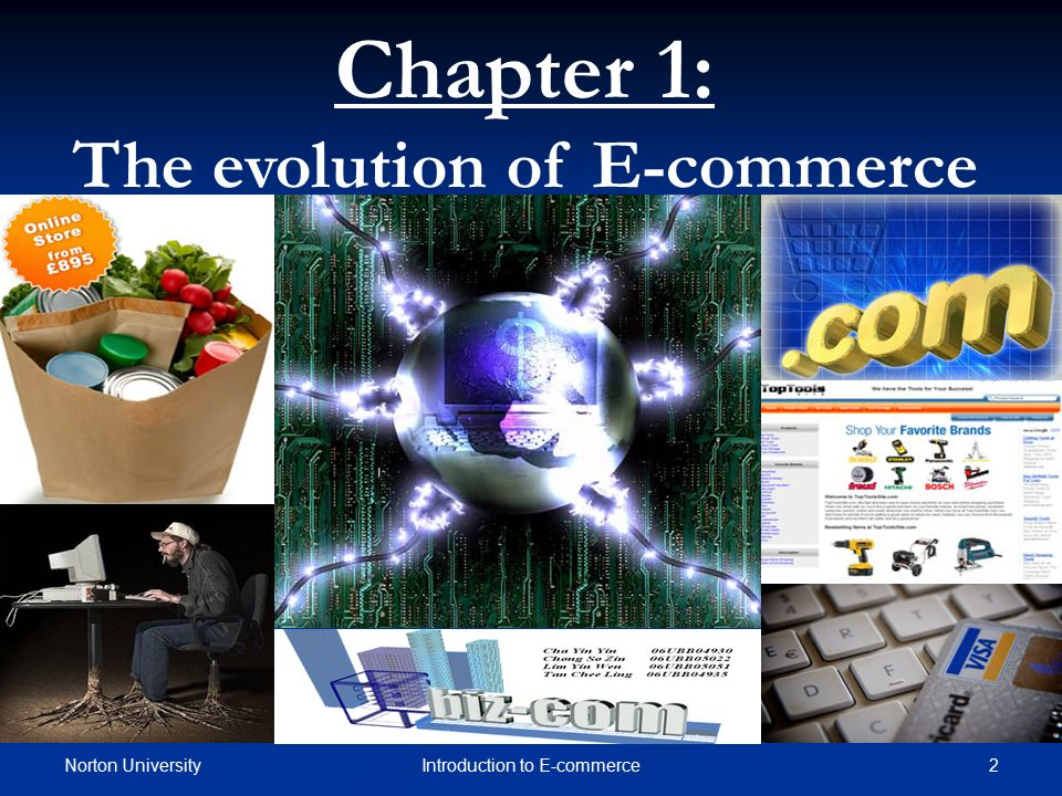 an introduction to the future of e commerce We team up with voyager innovation to look at the e-commerce landscape today  and why it is  e-commerce - the future of singapore's smes  in this  introduction, part 1 in our guide on starting an online business in singapore,  discover our.