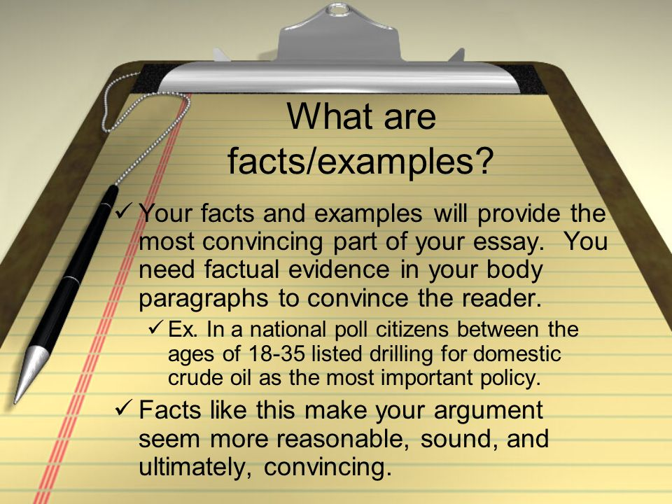 what makes an essay more convincing Staar english ii persuasive score point 1 the essay represents a very limited writing performance (it makes your life more exciting staar english ii persuasive score point 3.