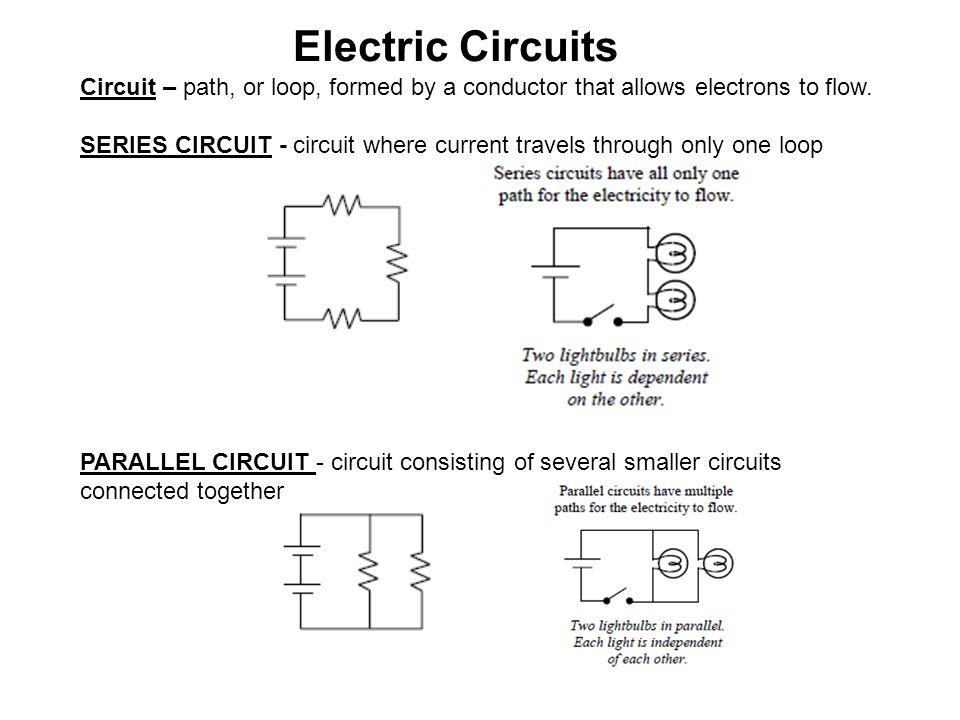 Electric Current Electrical current is the flow of electrons. Unlike ...