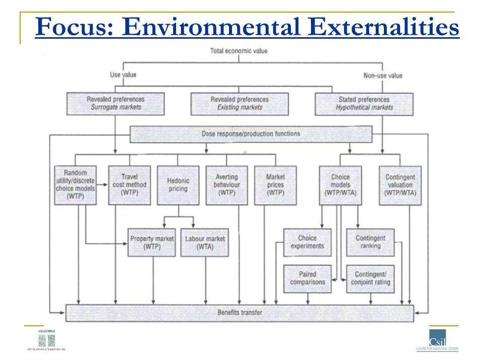 Focus: Environmental Externalities