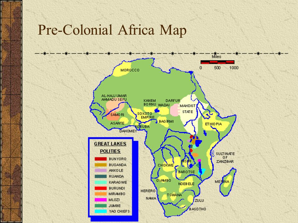 colonization of africa an unjustifiable act Africa is considered the birthplace of humankind and knowing its history is essential for general act of the berlin conference on west africa article ivory.