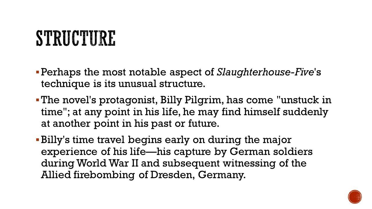 Slaughterhouse five war essay