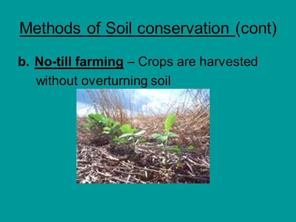 Managing the Land encompasses 4 main areas: - ppt video ...