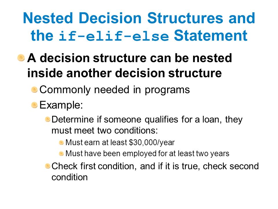 how to add two statements in a decision statement