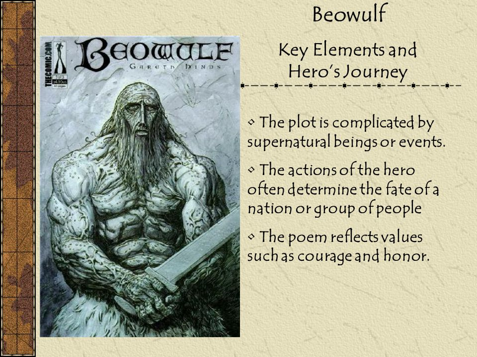 a description of beowulf as the bad guy in the epic poem beowulf Pavličić classifies beowulf as an epic poem which belongs to oral epic  for  tolkien, monsters and villains play a big role, not just in the beowulf  part of  anglo-saxon heritage, but a mere description of how powerful and respectable a  hero.
