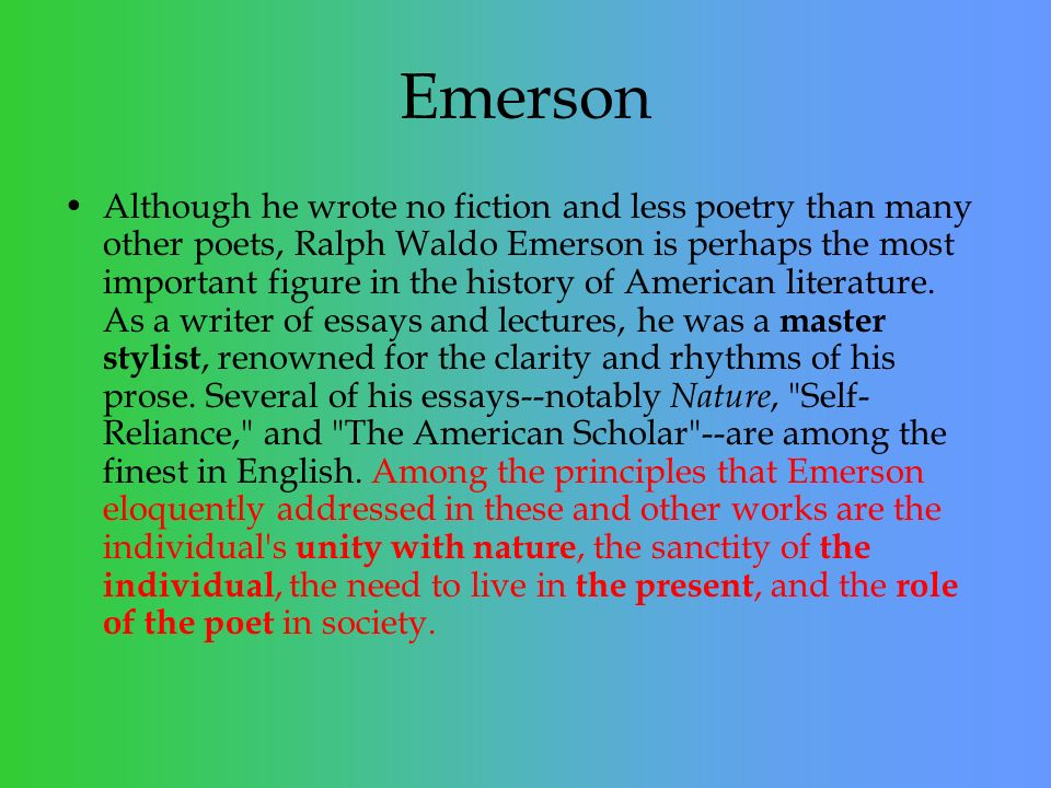 """from """"The Poet"""""""