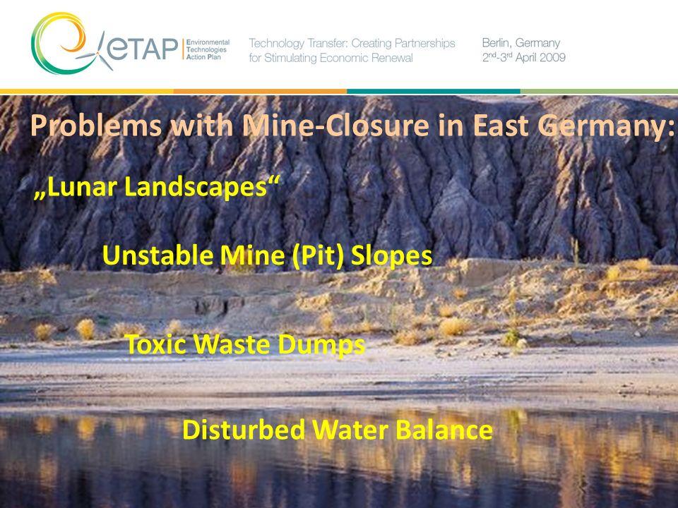 Unstable Mine (Pit) Slopes