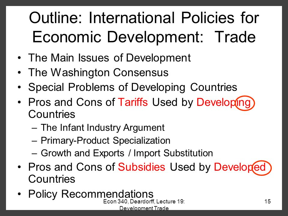 economic issues of developing countries Socio economic issues in developing countries developing country- according to oxford dictionary, a poor agricultural country that is seeking to become more advanced economically and socially is called developing country.