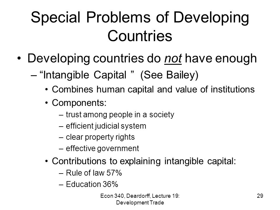 how underdeveloped countries rule underdeveloped countires The underdeveloped or the developing countries, as these are popularly known, inspite of their diverse structure, have some common characteristics todaro classifies these common characteristics into six broad categories: indian economy possesses all the characteristics common to underdeveloped or .