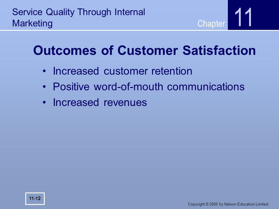 customer satisfaction in marketing pdf