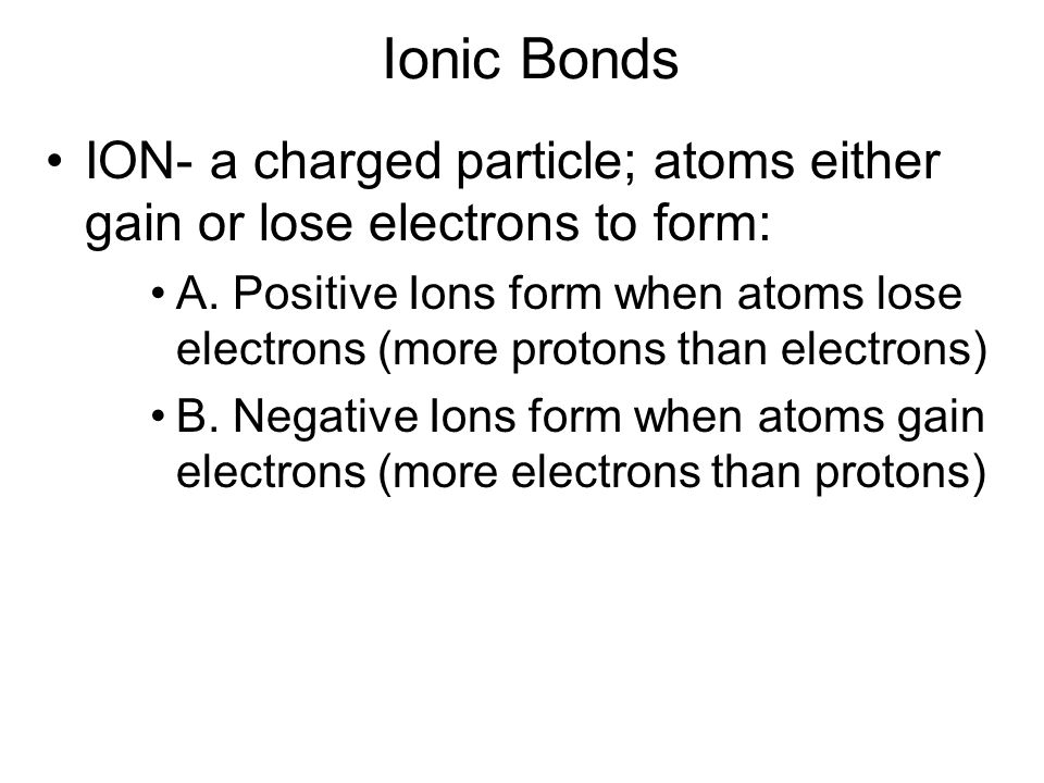 Atoms and Bonding Chapter ppt video online download