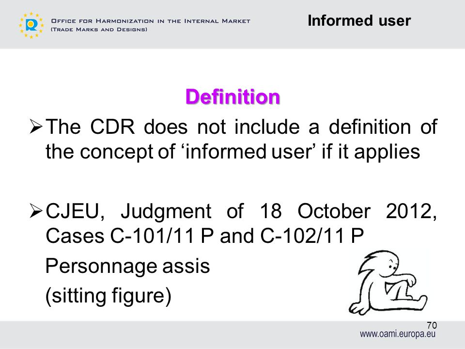 CJEU, Judgment of 18 October 2012, Cases C-101/11 P and C-102/11 P