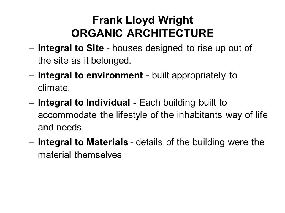 "Father of Modern Architecture""= Louis Sullivan - ppt download"