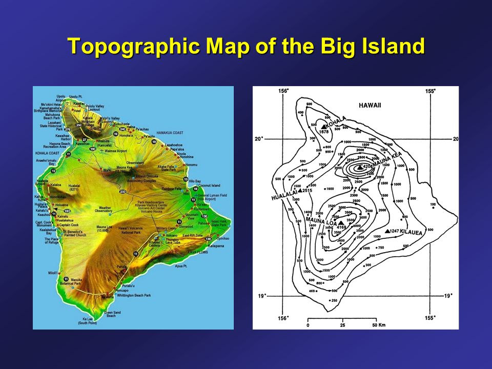 Which Island In Hawaii Is Called The Big Island