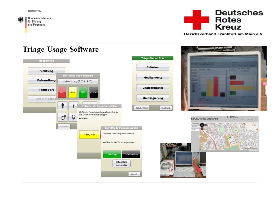 Triage-Usage-Software