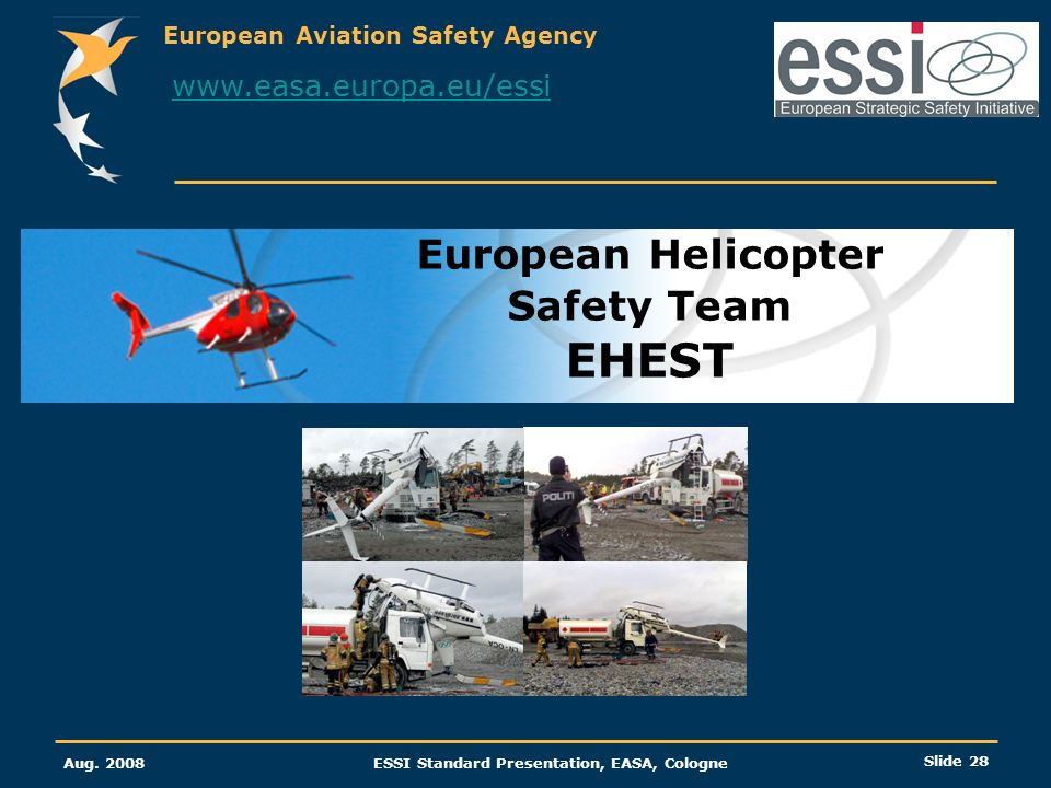 European Helicopter Safety Team EHEST