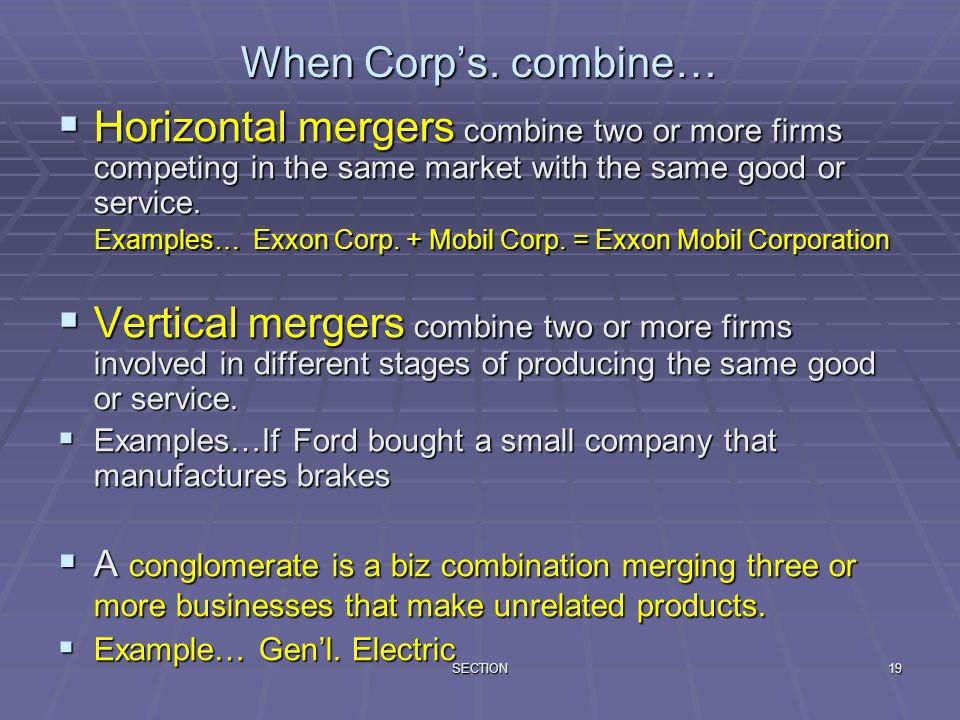 the merging of exxon and mobil English: based on following data sources: exxon corp annual report 1997 mobil  corp annual report 1997 exxon-mobil, total-petrofina.