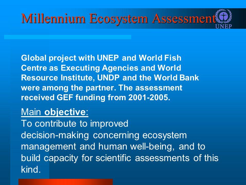 Millennium Ecosystem Assessment