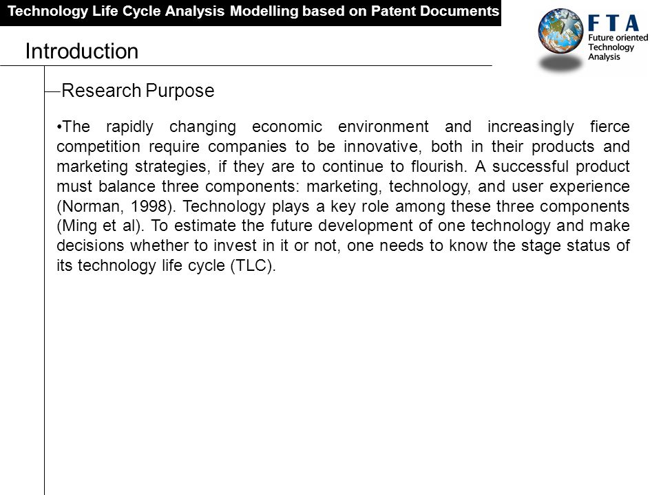 Introduction Research Purpose