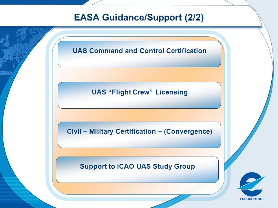 EASA Guidance/Support (2/2)