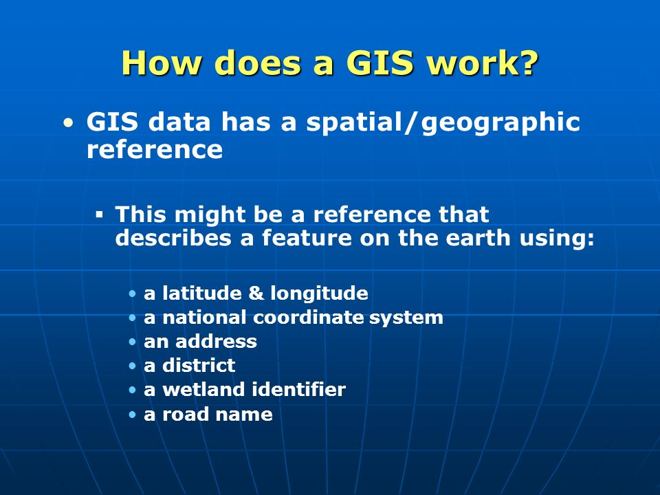 Introduction To Geographic Information Systems Gis