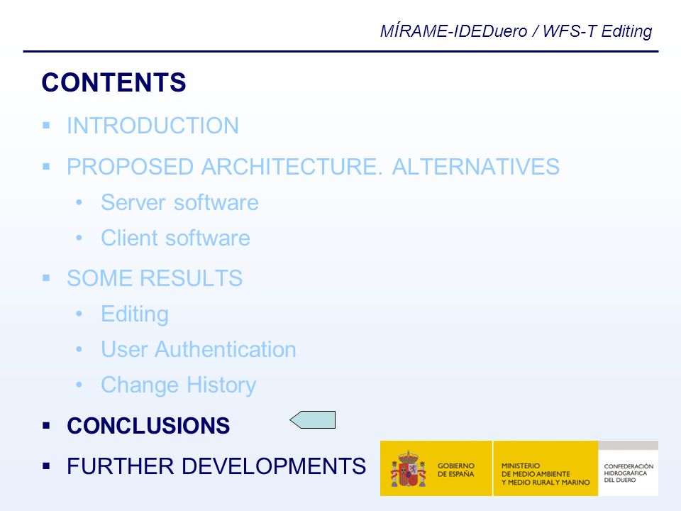 CONTENTS INTRODUCTION PROPOSED ARCHITECTURE. ALTERNATIVES