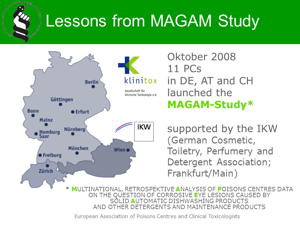 Lessons from MAGAM Study
