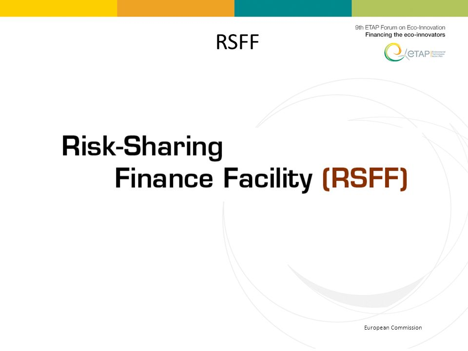 RSFF European Commission
