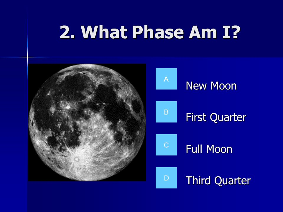 moon and new phase b