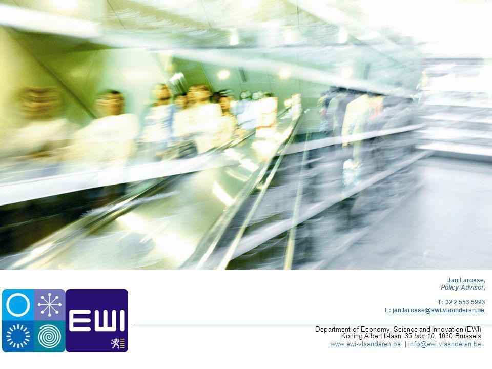 www.ewi-vlaanderen.be | info@ewi.vlaanderen.be