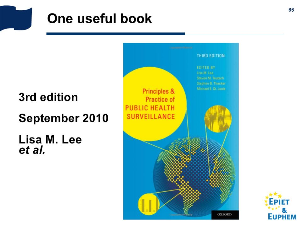 One useful book 3rd edition September 2010 Lisa M. Lee et al.