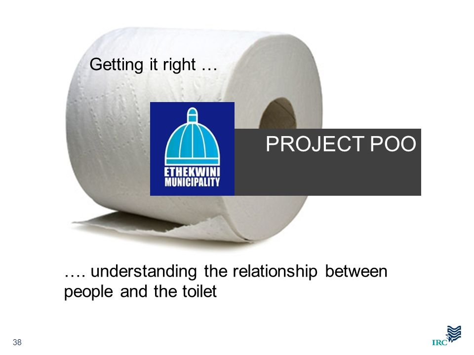 PROJECT POO Getting it right …