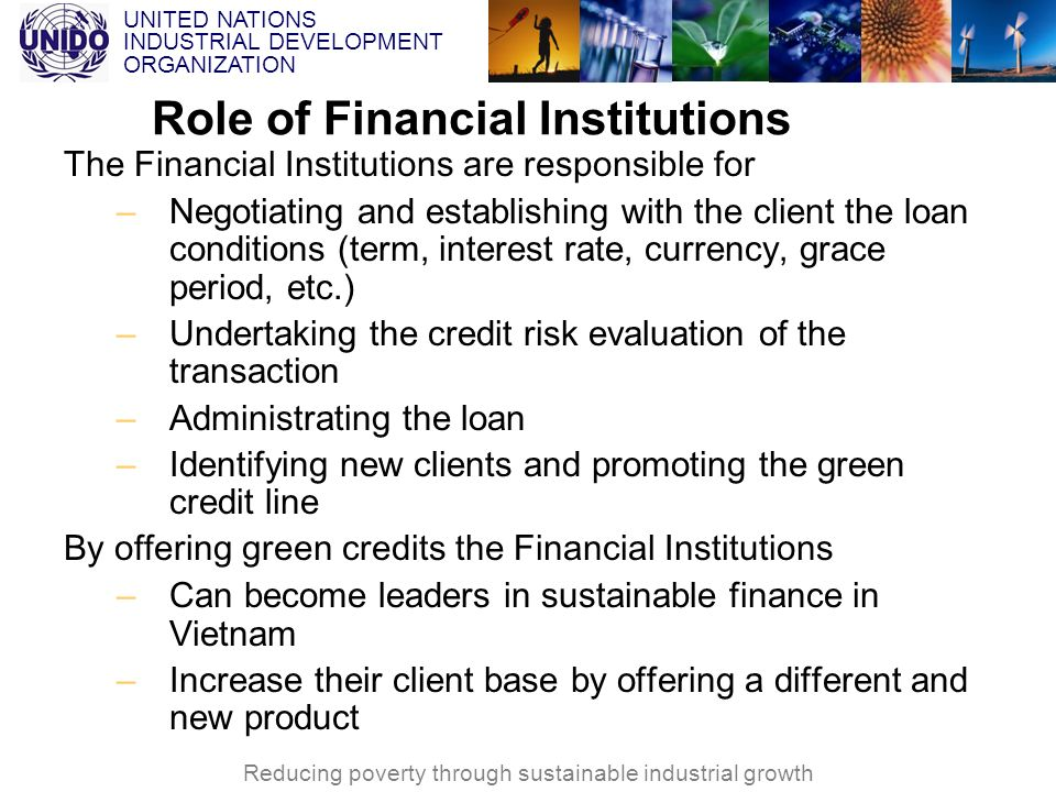 effectiveness of financial institutions in promoting The role of central banks in promoting sustainable growth address delivered by emsley d tromp, president of the bank van de nederlandse antillen, on the occasion of the seminar on current issues in central banking, organized by the centrale bank van aruba and the universiteit van aruba.