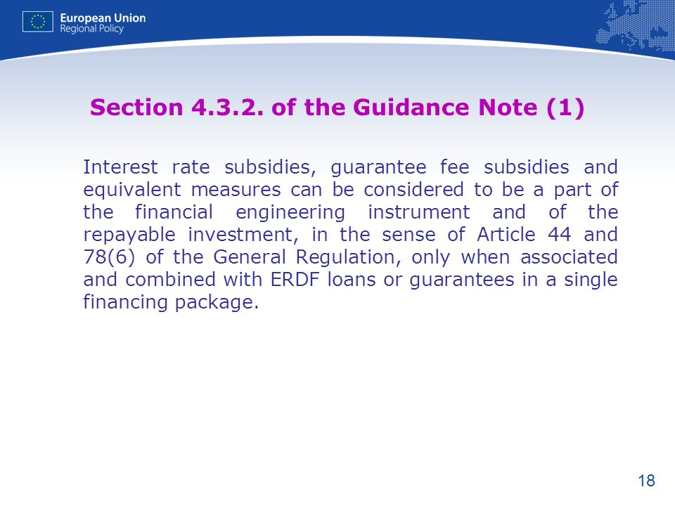 Section 4.3.2. of the Guidance Note (1)