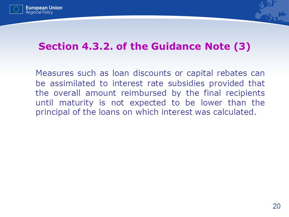 Section 4.3.2. of the Guidance Note (3)