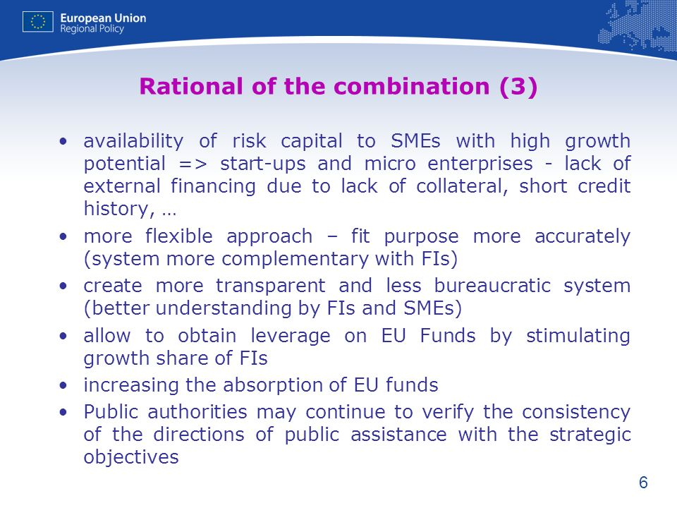 Rational of the combination (3)