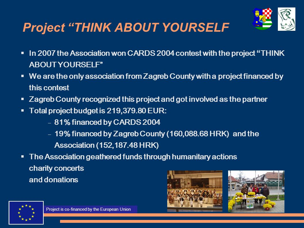 Project THINK ABOUT YOURSELF