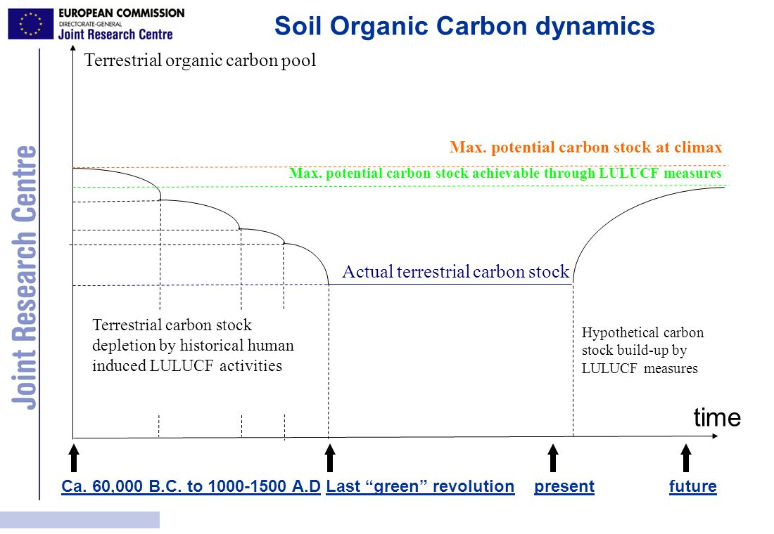 Soil Organic Carbon dynamics