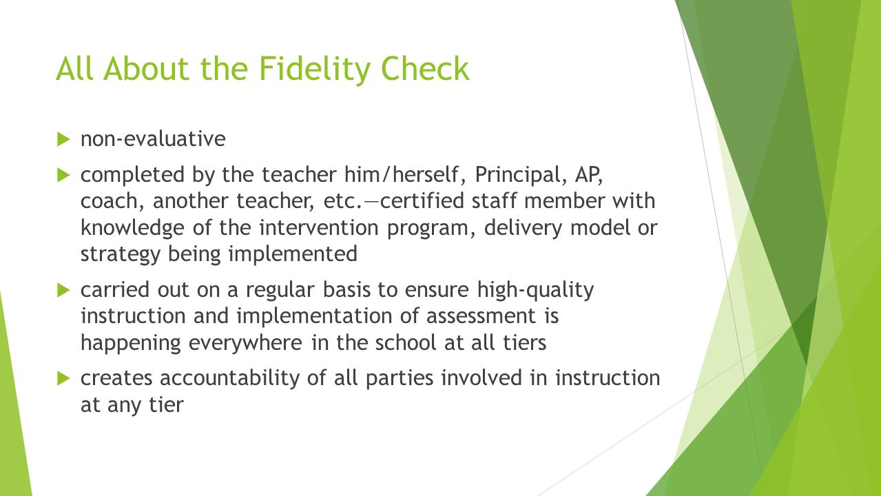 All About The Fidelity Check 44 Sample '�