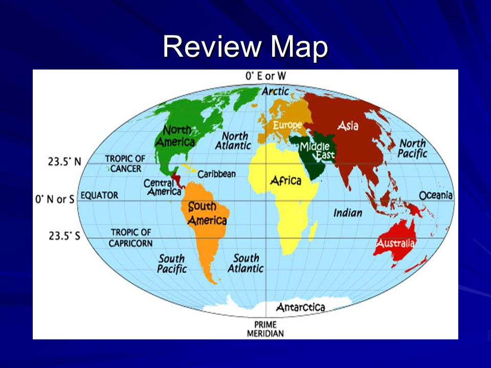 Lines of latitude and longitude ppt download 6 review map gumiabroncs Gallery