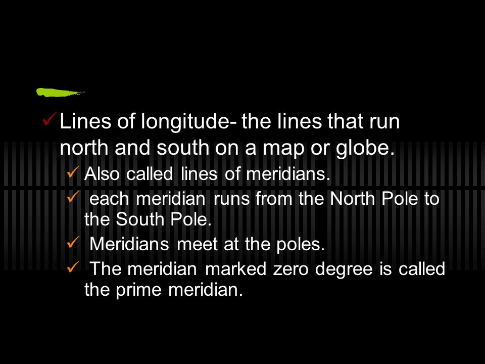 Use of Latitude and Longitude  ppt video online download