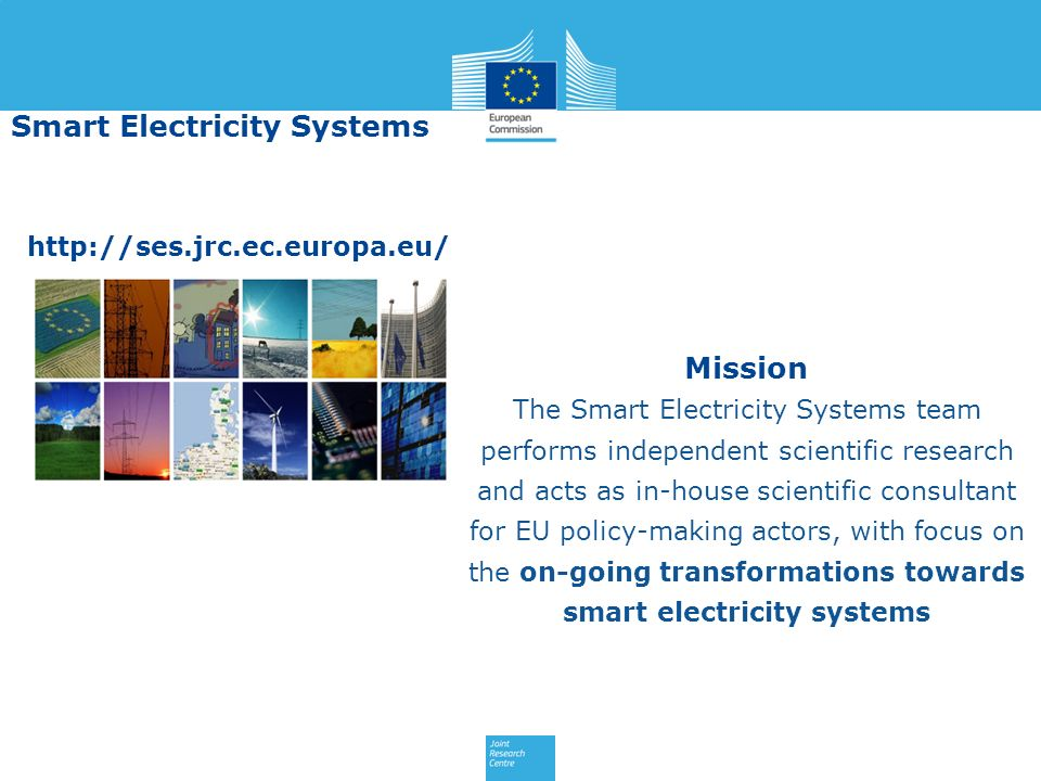 Smart Electricity Systems