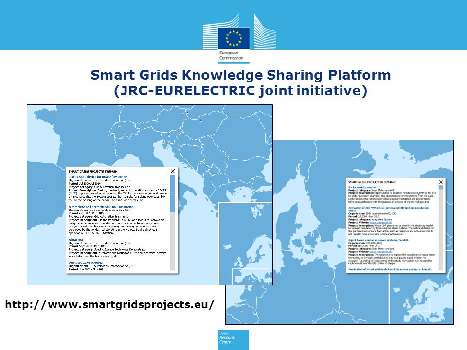 Smart Grids Knowledge Sharing Platform