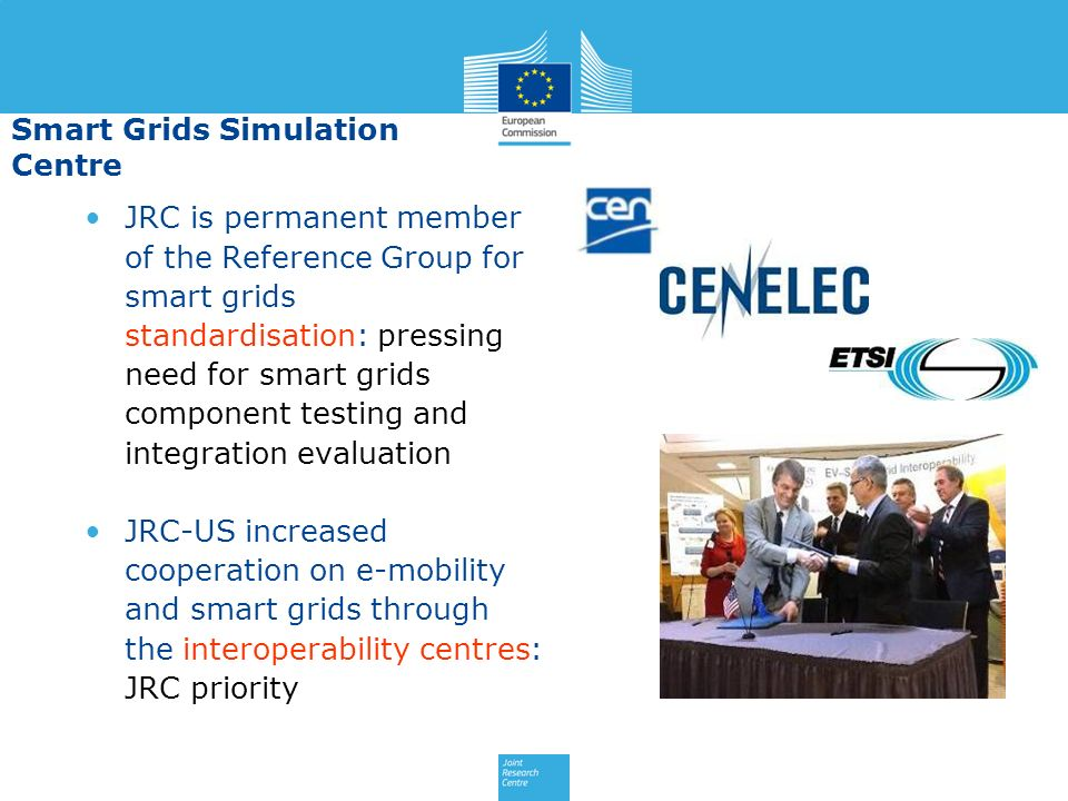 Smart Grids Simulation Centre