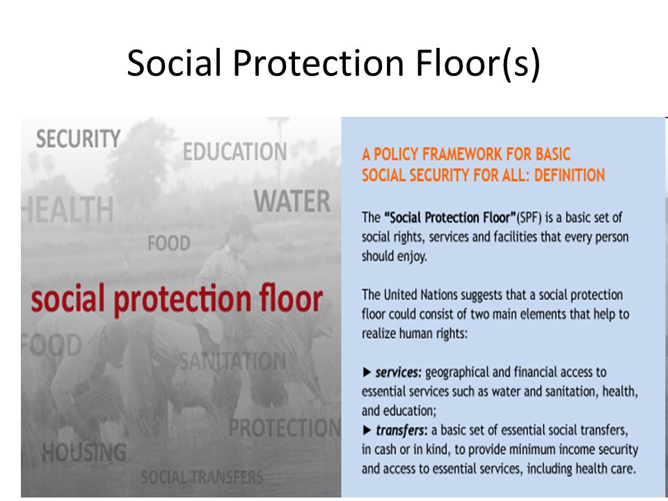 Social Protection Floor(s)
