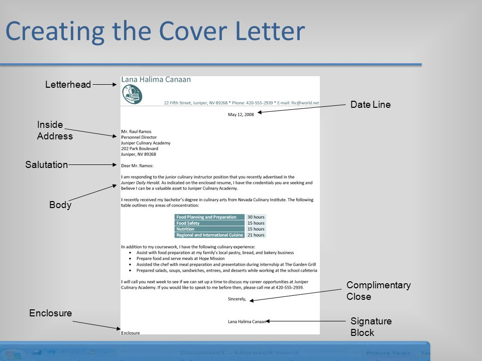 Sample Standard Business Letter  Standard Business Letter Format     SP ZOZ   ukowo