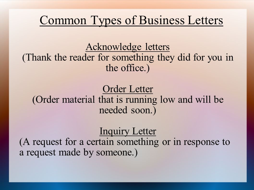 enquiry letter format%0A   Common