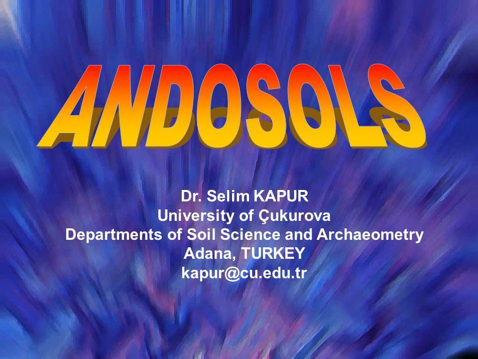 University of Çukurova Departments of Soil Science and Archaeometry