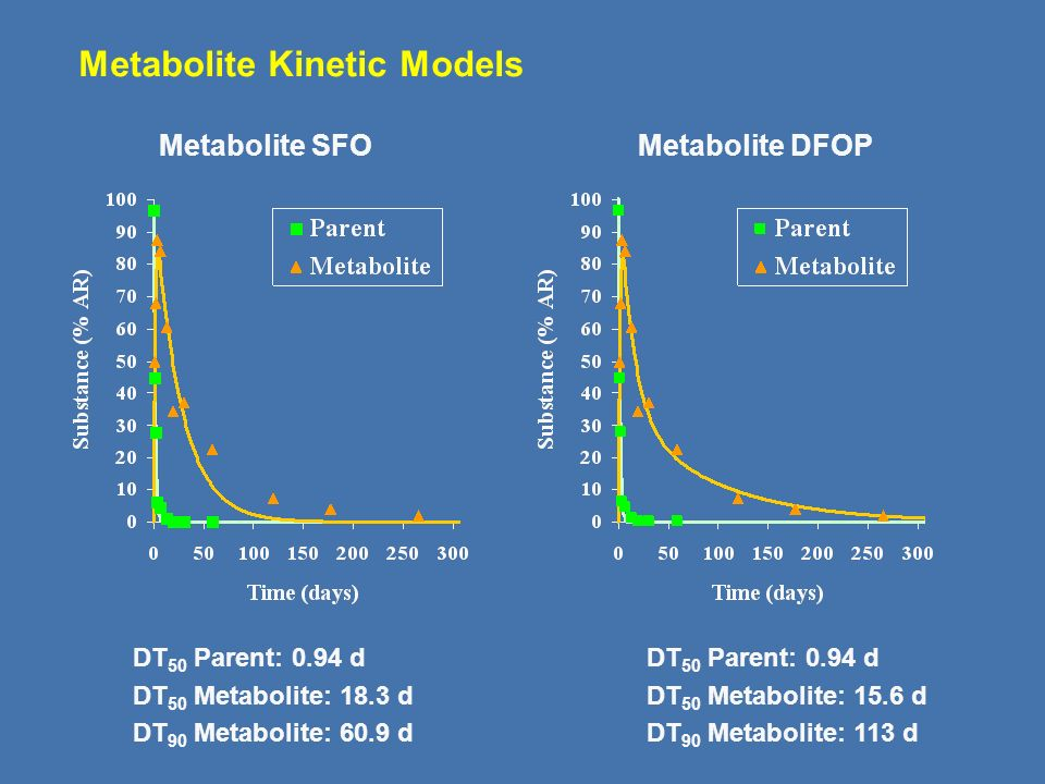 Metabolite Kinetic Models
