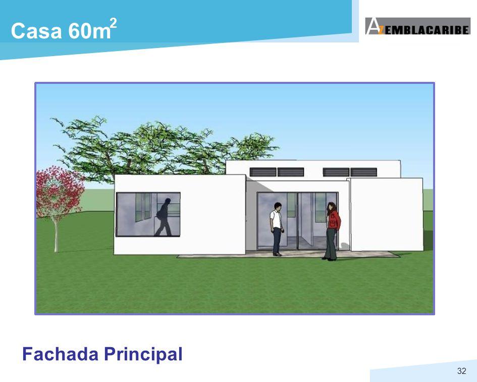 2 Casa 60m Fachada Principal